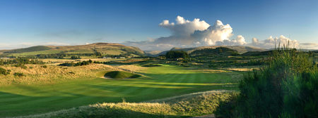 Overview of golf course named The Gleneagles Resort - PGA Centenary