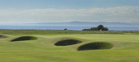 Gullane Golf Club - Course No. 2 Cover Picture
