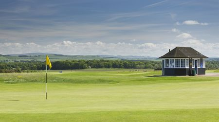 Overview of golf course named Gullane Golf Club - Course No. 3