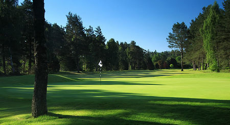 Overview of golf course named The Blairgowrie Golf Club - Lansdowne