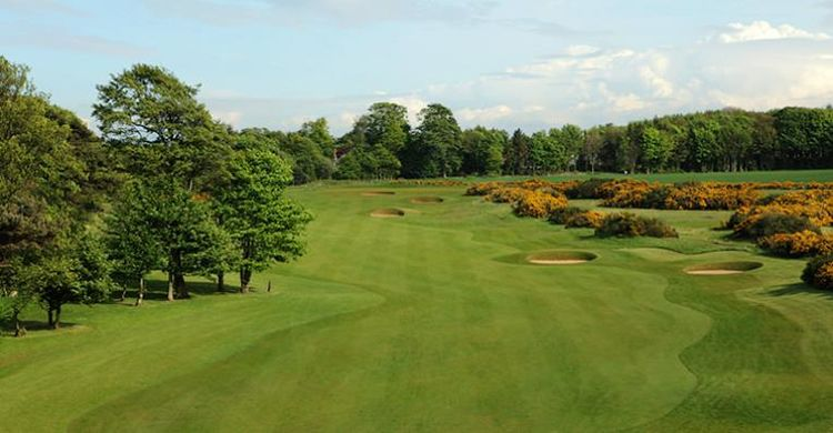 Archerfield links dirleton links cover picture
