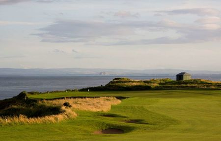 Crail golf club craighead links course cover picture