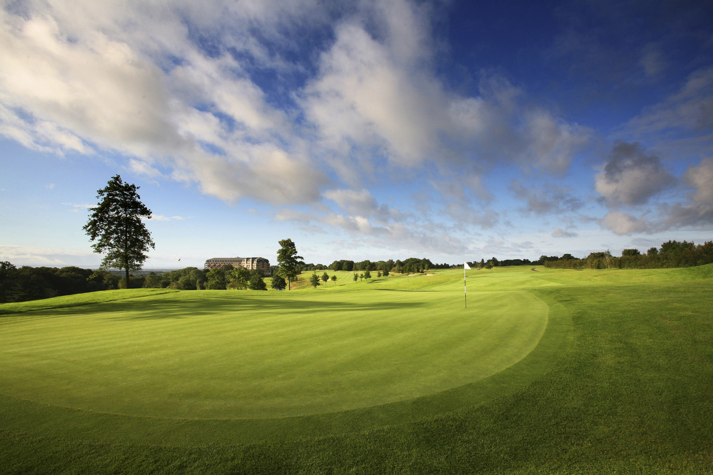 The celtic manor resort the roman road course cover picture