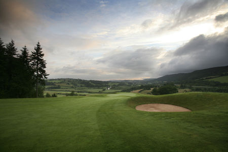 Overview of golf course named The Celtic Manor Resort - The Montgomerie Course