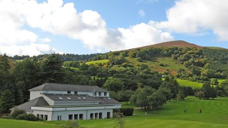 Overview of golf course named Monmouthshire Golf Club