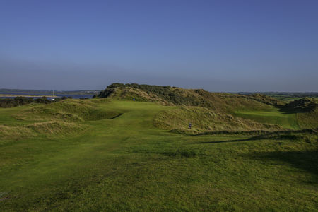 Castlerock golf club bann course cover picture
