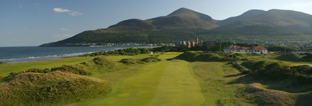 Overview of golf course named Royal County Down - Annesley Links