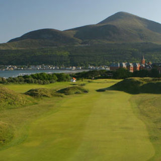 Royal county down annesley links cover picture