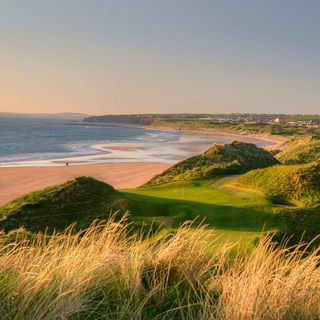 Ballybunion golf club the cashen course cover picture