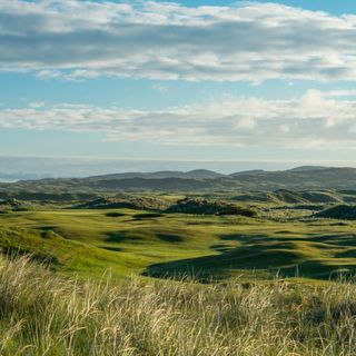 Ballyliffin golf club old links cover picture