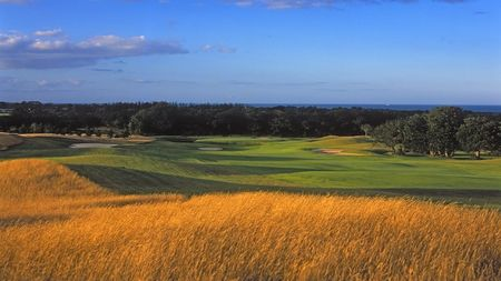 Overview of golf course named Druids Glen Hotel and Golf Resort - Druids Heath