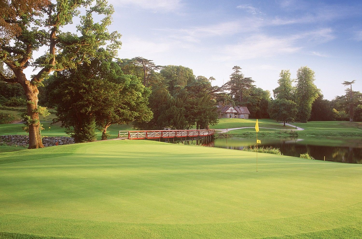 Carton house golf club the o meara course cover picture