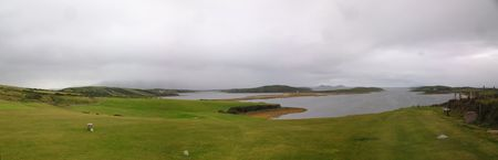 Clew bay golf club cover picture