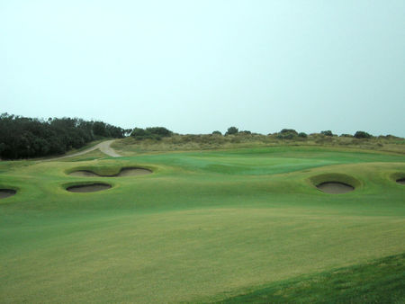 The national golf club ocean course cover picture