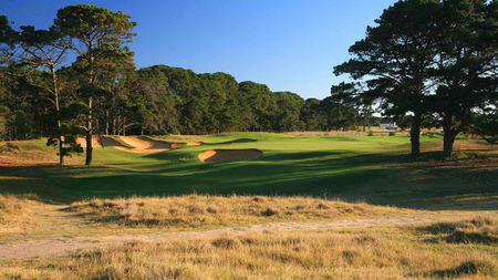 Thirteenth beach golf club creek course cover picture