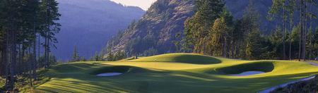Overview of golf course named Bear Mountain Golf and Country Club - Mountain Course