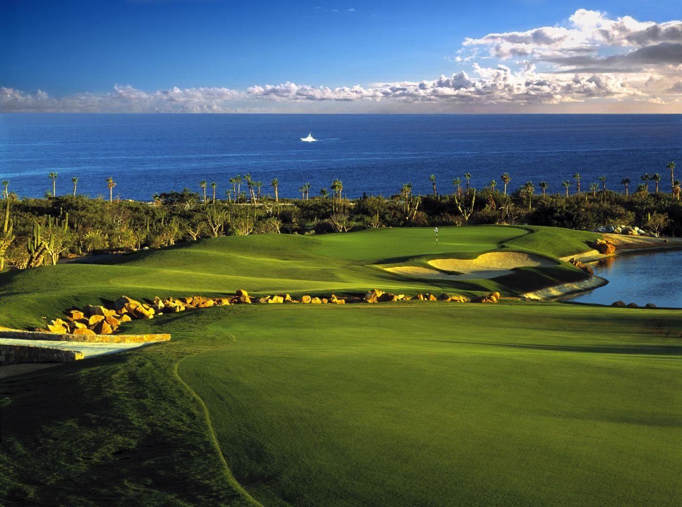 Cabo del sol desert course cover picture