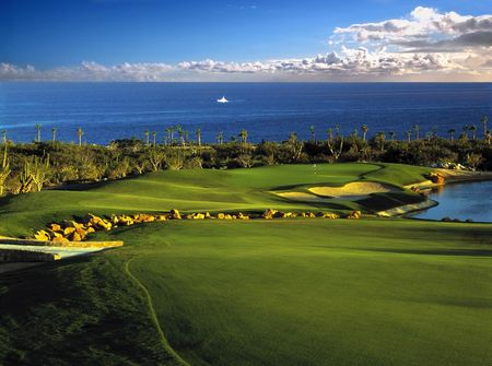 Overview of golf course named Cabo Del Sol - Desert Course