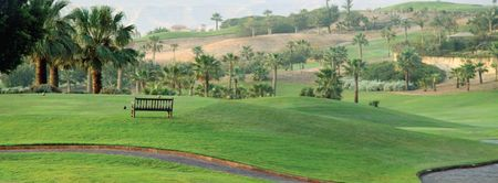 Overview of golf course named Katameya Heights