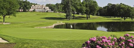 Overview of golf course named Baltusrol Golf Club - The Upper
