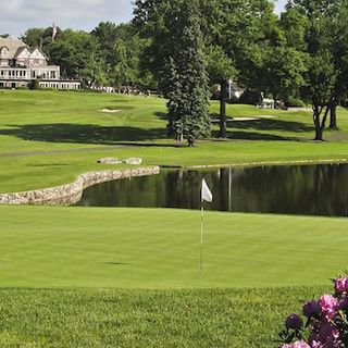 Baltusrol golf club the upper cover picture