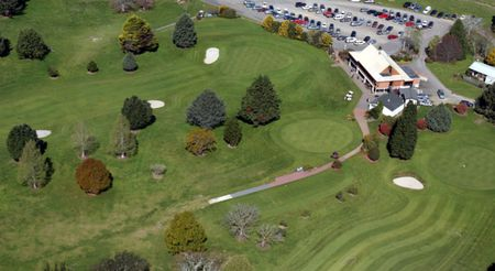 Overview of golf course named Te Puke Golf Club