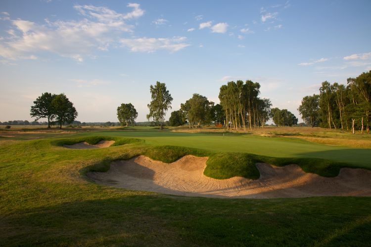 Fulford golf club cover picture