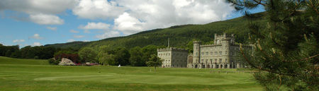 Taymouth castle golf club cover picture