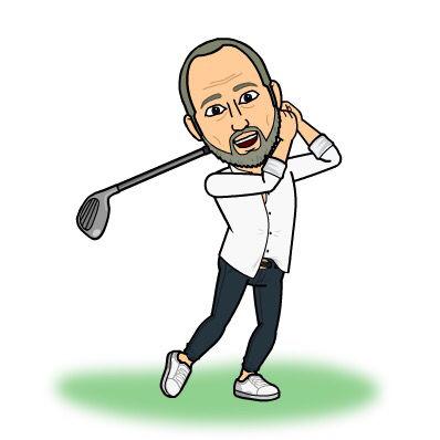 Avatar of golfer named Chris Chlucas