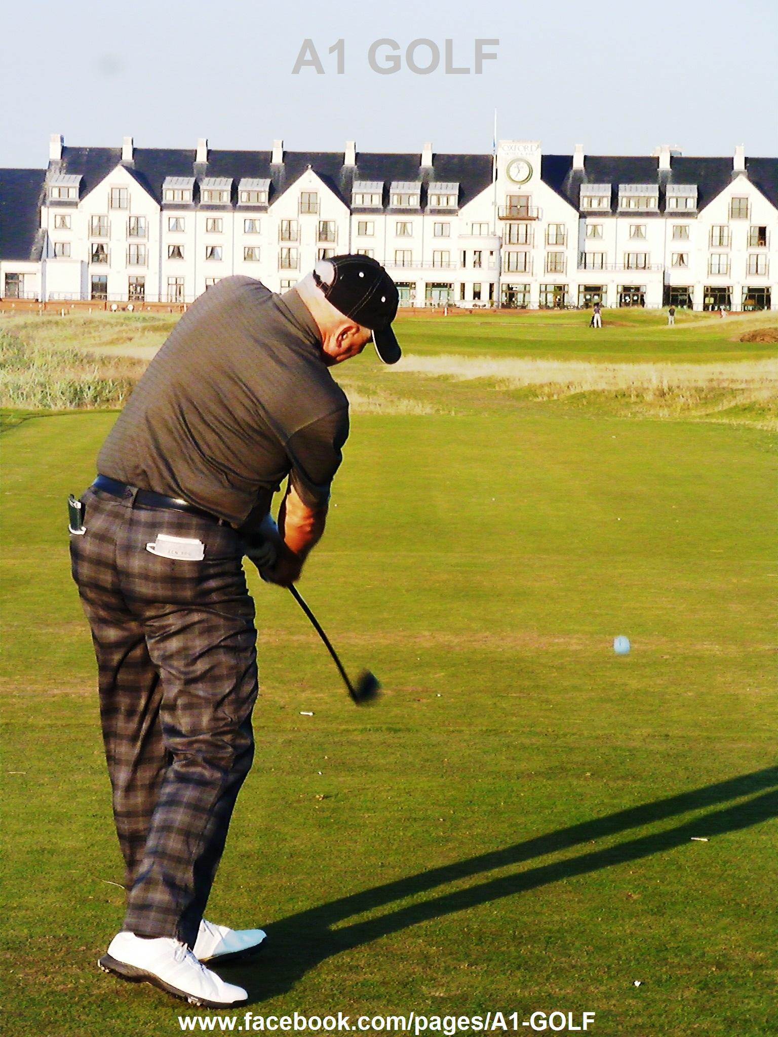 Avatar of golfer named Gordon Cree