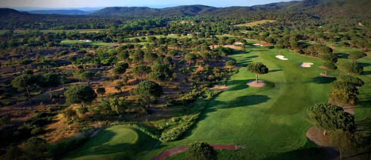 Vidauban golf club cover picture