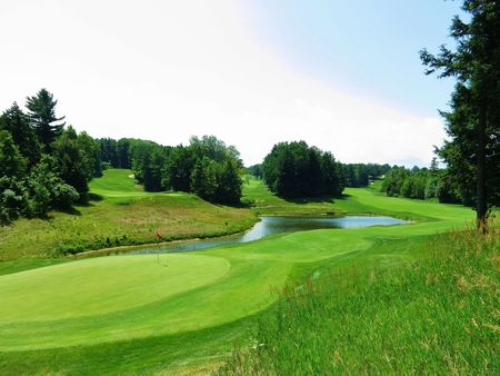 Mad river golf club cover picture