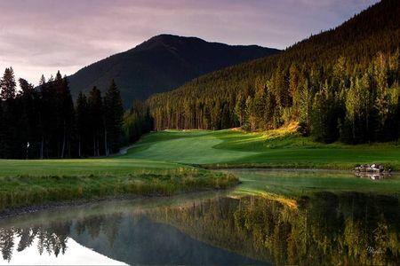 Stewart creek golf resort cover picture