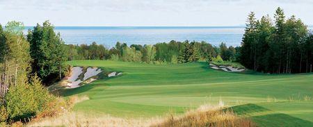 Georgian bay golf club cover picture