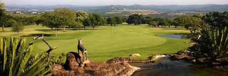 Nelspruit golf club cover picture