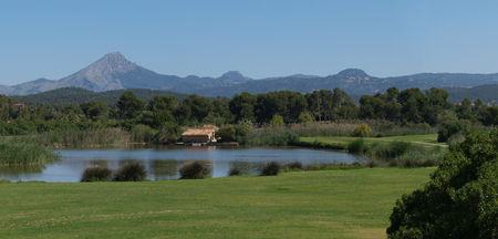 Overview of golf course named Club de Golf Santa Ponsa III