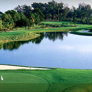 Miami beach golf club picture
