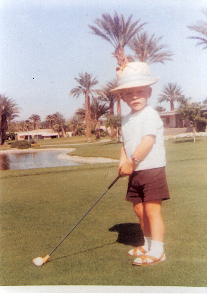 Avatar of golfer named Millard Mj