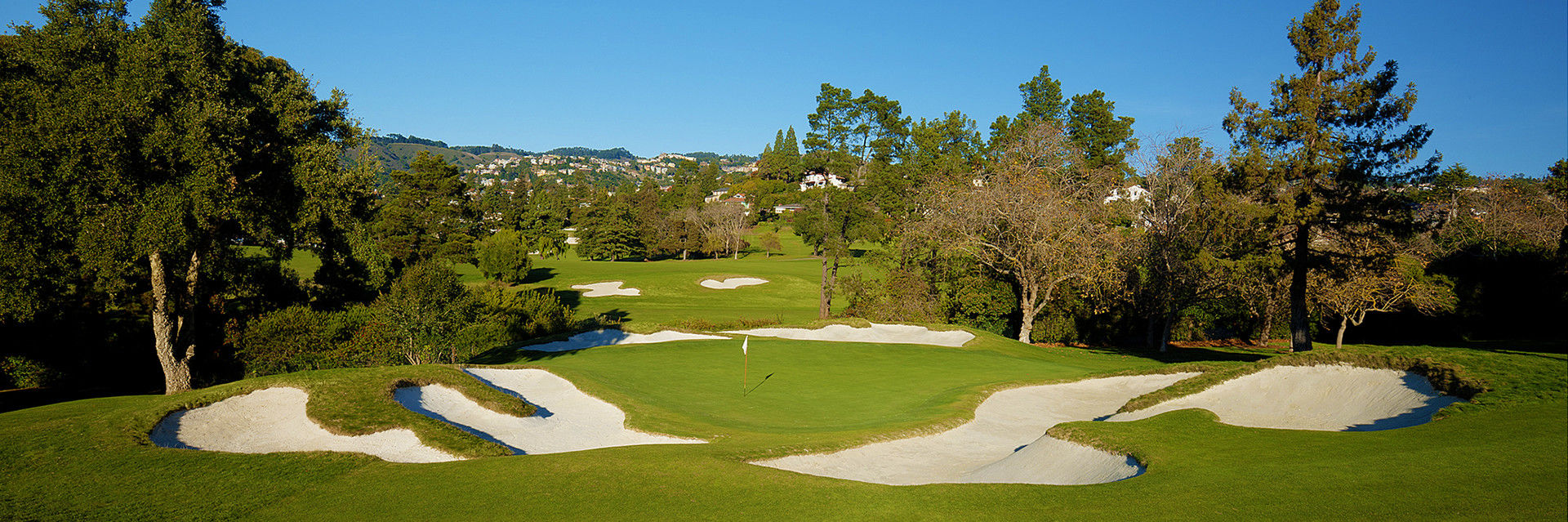 Claremont country club cover picture