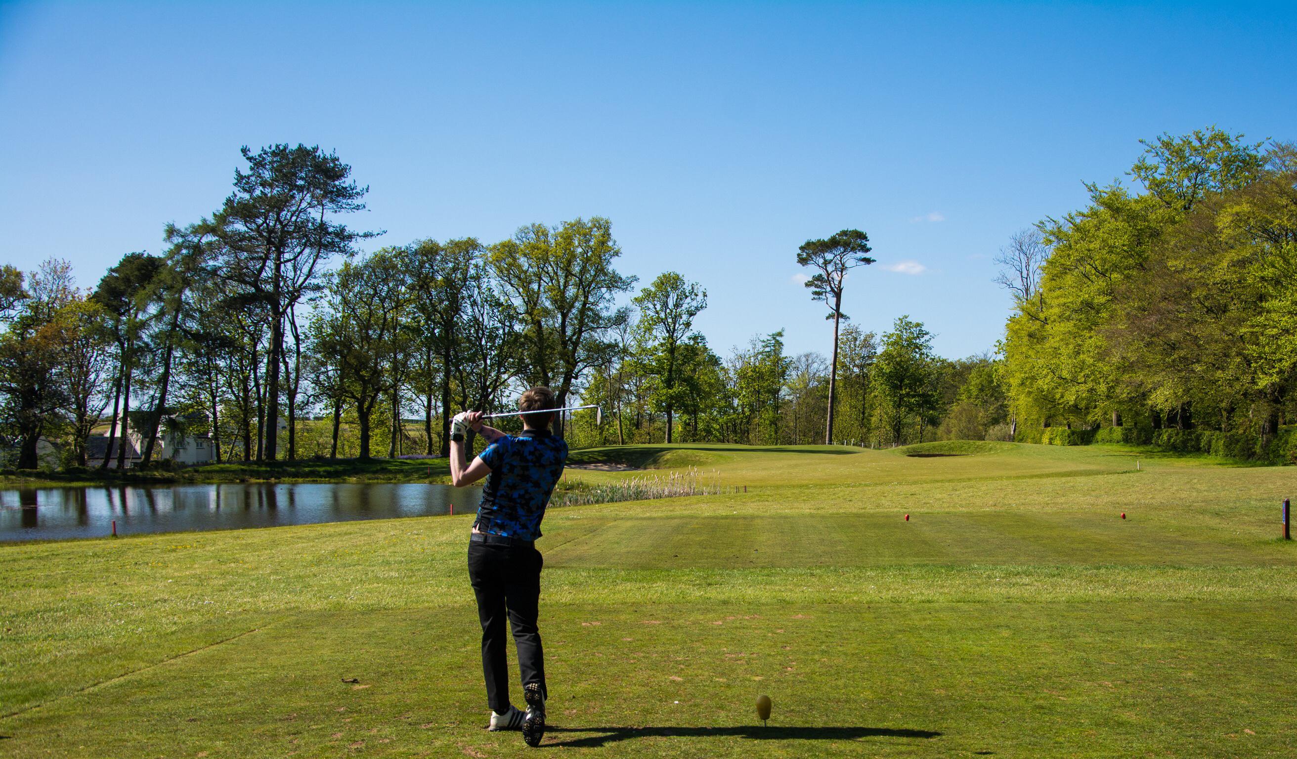 Avatar of golfer named Graeme McCubbin