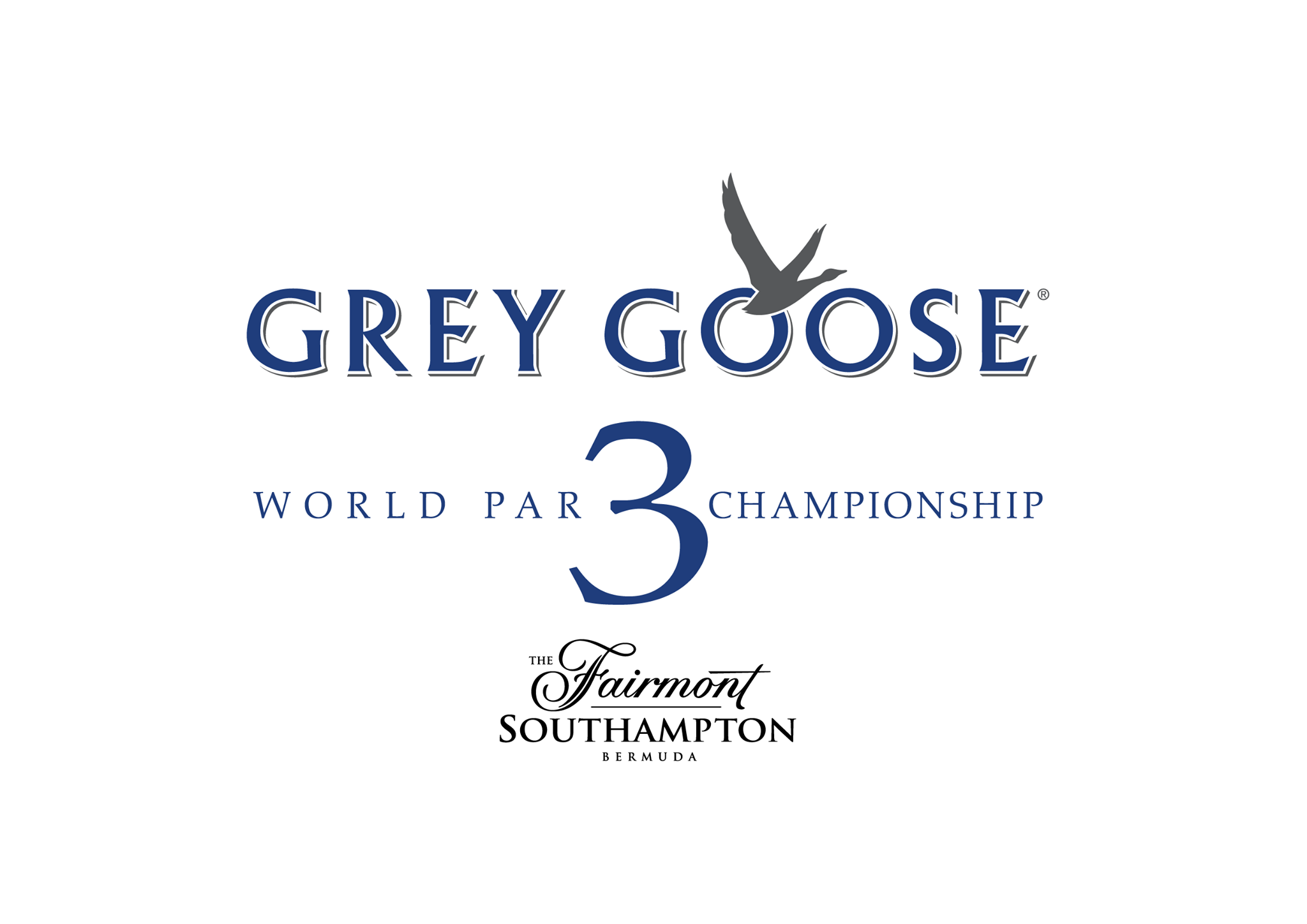 Cover of golf event named The Grey Goose World Par 3 Championship