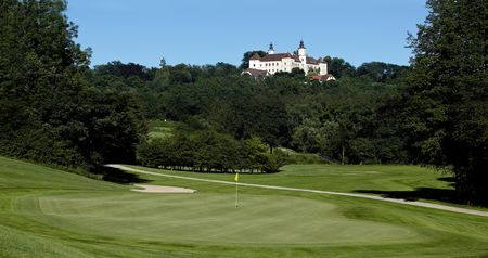 Overview of golf course named Golf Club Gut Freiberg