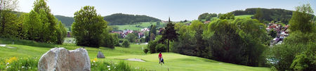 Overview of golf course named Golfclub Saint Oswald-Freistadt