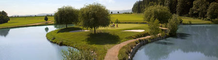Golf Resort Kremstal Cover Picture