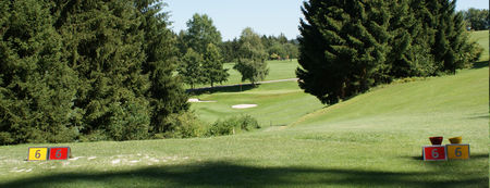 Overview of golf course named Golfclub Sonnberg