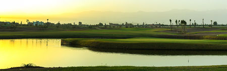 Overview of golf course named Argan Golf Resort