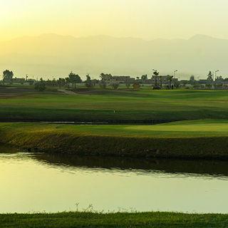 Argan golf resort cover picture