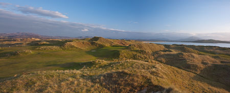 Rosapenna Hotel & Golf Resort - Sandy Hills Links Cover Picture