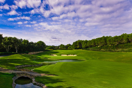Overview of golf course named Real Club Valderrama