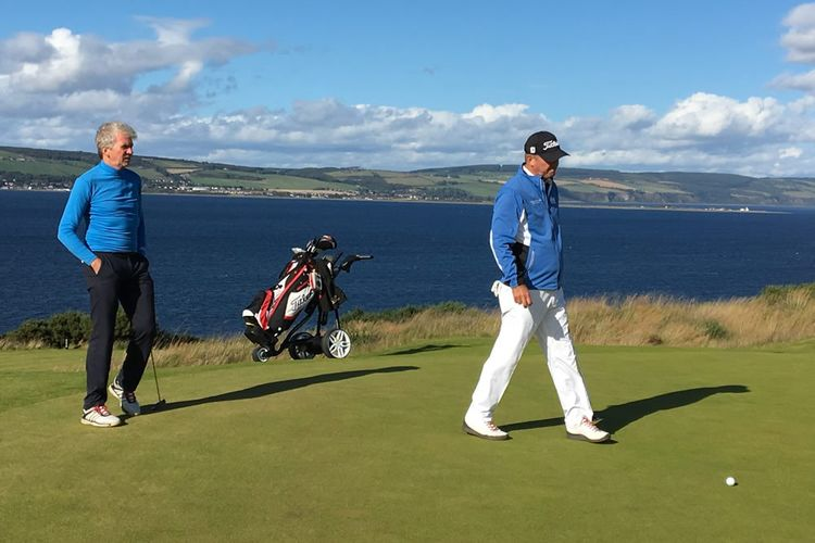 Highland golf links pro am sponsored by blue group cover picture